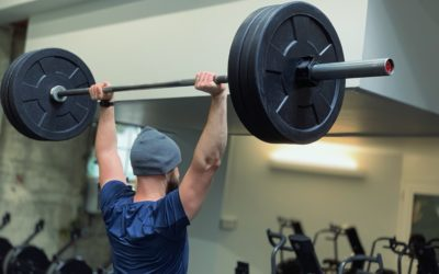Powerlifting to Fix Your Shoulder