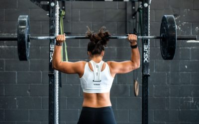 Fixing Shoulder Pain with the Overhead Press